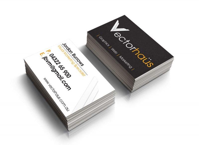 Vector Haus Custom printed business cards