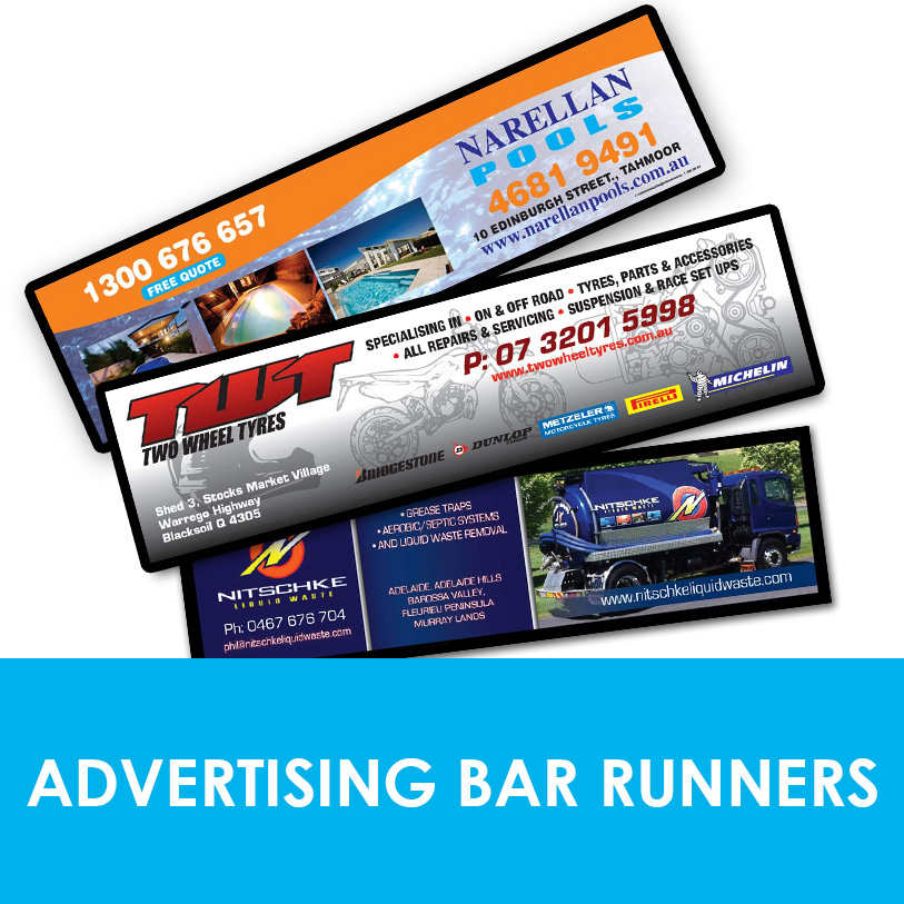 ADVERTISING-BAR-RUNNERS