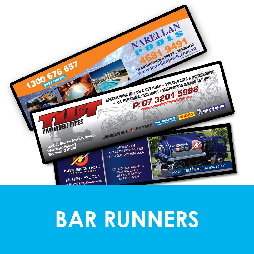 bar-runners