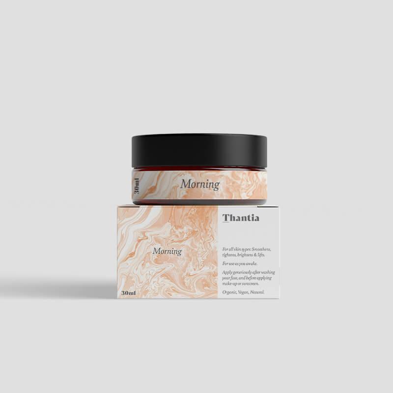 Custom Printed Cosmetic Box & Packaging