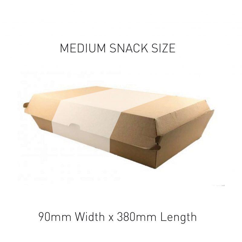 Medium Snack Box Sleeve Sizing